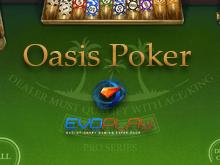 Oasis Poker: начни играть онлайн в видео-покер Evoplay
