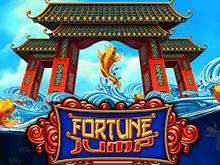 Fortune Jump (Playtech): тематический игровой автомат для досуга
